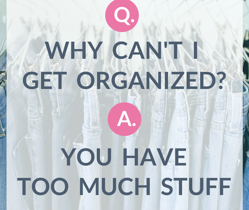 How to Get Your Home Organized and Clean